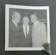 Vintage Photo from Kingston or Saugerties, NY Baseball Event; Ralph Kiner et al.