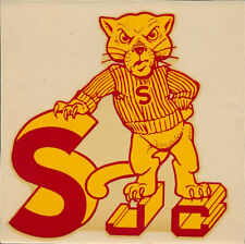 _ORIG_ Sacramento Junior College Panthers vth 1950s Decal Sticker Community City