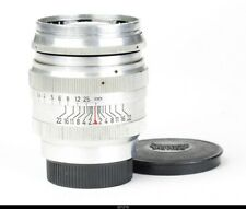Lens Carl Zeiss Jena Sonnar 2/8,5cm No.2851330 for Leica screw