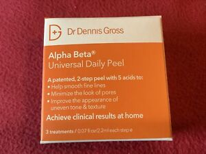Dr Dennis Gross Alpha Beta Universal Daily Peel 3 Treatments