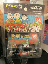 2002 Tony Stewart #20 Peanuts Great Pumpkin 1:64 NASCAR Action NIB
