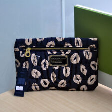 HOT SALE MARC BY MARC JACOBS NYLON CASUAL FASHION BLUE&WHITE COSMETIC BAG