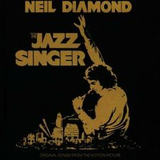 NEIL DIAMOND - THE JAZZ SINGER: MOTION PICTURE SOUNDTRACK CD ALBUM (2014)