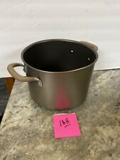 Circulon Bronze Premier Pro Hard Anodized 8 Qt Stock Pot Dutch Oven See