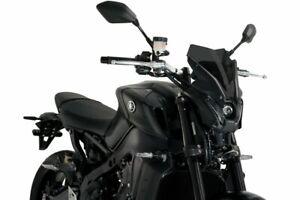 Puig Dark Smoke New Generation Sport Screen Yamaha MT09 / SP 2021 20644F