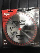 Skil 75128 SkilSaw® Carbide™ Teeth Ripping Circular Saw Blade