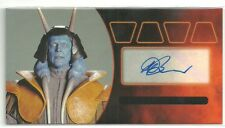 Topps Star Wars Revenge Sith Widevision David Bowers Mas Amedda Autograph ERROR