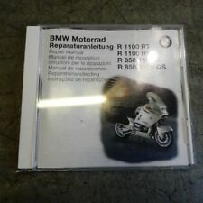 BMW R 1100 RS, R 1100 RT, R 1100 GS, 850 CD Reparaturanleitung Kiste 129/11901