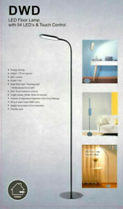 DWD 54 LED SMD Floor Lamp with Touch Function 3 light Modes Reading Work Lamp