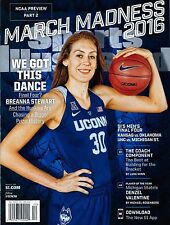 lcw Sports Illustrated Breanna Stewart UConn Huskies 2016 March Madness No Label