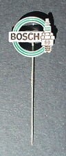 VINTAGE BOSCH ENAMEL LAPEL PIN BADGE. 15x17mm.