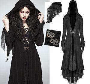 Cardigan gilet capuche gothique lolita victorien baroque dentelle PunkRave Fin