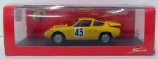 Spark Models 1/43 Scale - S1304 Abarth Simca 1300 #43 Le Mans 1962