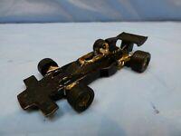 Vintage Corgi Toys Whizzwheels John Player Special LOTUS 98T Formula 1 Senna Car