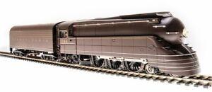 Broadway Limited 4432 HO Pennsylvania K4s Streamlined Steam Locomotive #3768