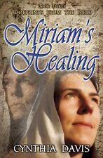 Miriams Healing. Footprints from The Bible.