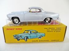 DINKY TOYS 549 'COUPE BORGWARD ISABELLA' MIB/BOXED ATLAS EDITIONS.