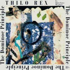 Thilo Rex The Dominoe Principle BLUE FLAME RECORDS CD 1991