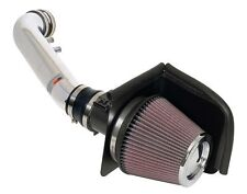 K&N 69 Series Polished Typhoon Air Intake System 02-04 Ford Mustang GT 4.6L V8