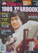 1989 INSIDE KUNG FU YB BRUCE LEE WILLIAM CHEUNG LEUNG TING KARATE MARTIAL ARTS