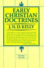 Early Christian Doctrines: Revised Edition: By J. N. D. Kelly