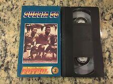 LOS MEJORES MUNDIALES DE FUTBOL #2 SUECIA '58 RARE VHS! SOCCER 1958 HISTORICAL!