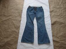 Vintage Guess Jeans Draw Strings Cotton Denim Jeans Size 26 (Made in USA)