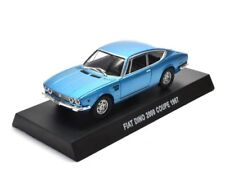 Italian JG03 Fiat Dino Coupe 2000 1967 Blue 1/43th Scale Bubble Pack - T48 Post
