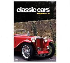 CLASSIC CARS Volume One DVD - by Signature, Austin Healey Morgan MGTC VW Beetle
