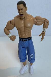 JAKKS WWE WWF PAY PER VIEW SERIES 18 No Way Out John Cena Wrestling PPV FIGURE