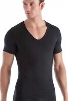 Sloggi compression T shirt Sculpture X under armour 2nd skin semi sports gym top
