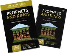 New PROPHETS AND KINGS That The World May Know Vol 2 Study Pack DVD Guide