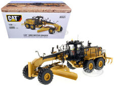 Cat Caterpillar 18M3 Motoniveladora 1/50 Diecast Modelo By Diecast Masters 85521