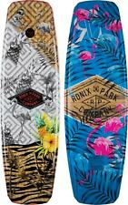 New listing Ronix Highlife Flex Box 2 Blem Wakeboard Totally Tropical/Natural Mens Sz 140cm