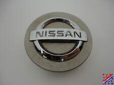 "Factory OEM Nissan Wheel Center Hub Cap 40342-AU510 Silver 2-1/8"" Grade C"
