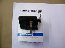 Injection pump solenoid - Stanadyne 6.2 6.9 7.3 5.7 6.5 also 12 volt ag pumps