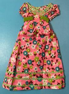 """Ideal Crissy Family 16"""" Doll's Dress from 1972 Christmas Catalog (Velvet, Mia)"""