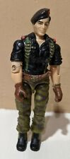 New listing Vintage 1985 Gi Joe Flint Warrant Officer
