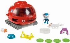 NEW Fisher Price Octonauts Launch and Rescue Gup X Vehicle FREE SHIPPING