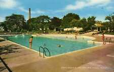 New listing Vintage Postcard of  Greenbank Swimming Pool, STREET,  Somerset, - Unposted