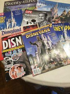 Disney Lot Of Magazines