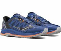 Saucony Koa TR Men's Running Shoes Blue/Oragne Size 9 M