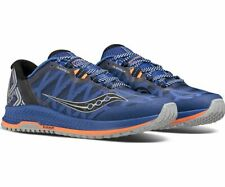 Saucony Koa TR Men's Running Shoes Blue/Oragne Size 9 M