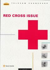 Collector Folder 1991 Red Cross Telecom Phonecard