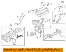 GM OEM Engine-Oil Fluid Level Sensor 12603780