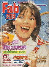 Fab 208 Magazine 7 July 1979     Tom Berenger & William Katt