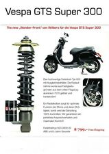 Wilbers Front Shock for Vespa GTS Super 300 scooter