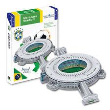 3D Puzzle Model Brazilian World Cup maracana Football stadium Memorabilia Gifts