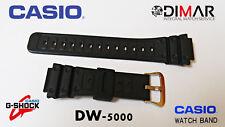 VINTAGE CASIO ORIGINAL BAND / BRACELET POUR G-SHOCK DW-5000, NOS