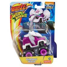 Blaze and the Monster Machines Die Cast Elephant Starla Wild Wheels